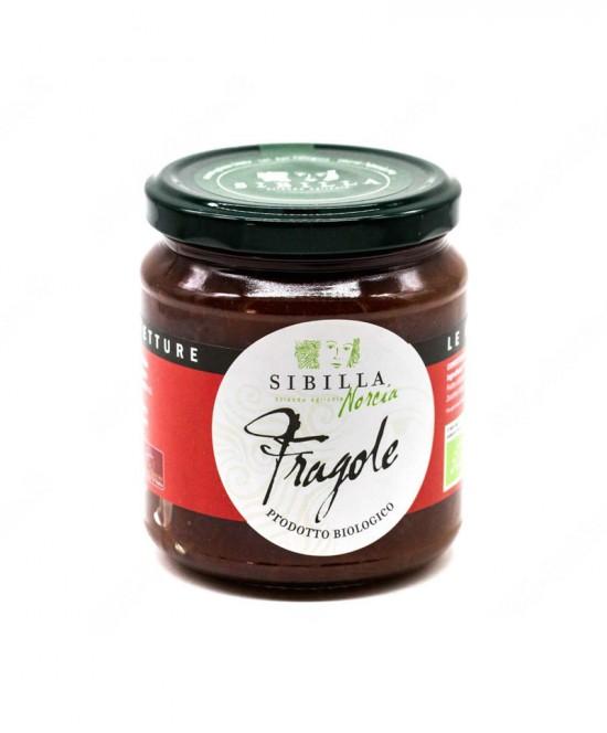 Confettura Extra di Fragole g 350