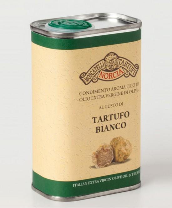 Olio Extravergine di Oliva al gusto di Tartufo Bianco ml 150
