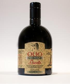 Olio Extravergine di Oliva Ducato ml 500 (vetro)