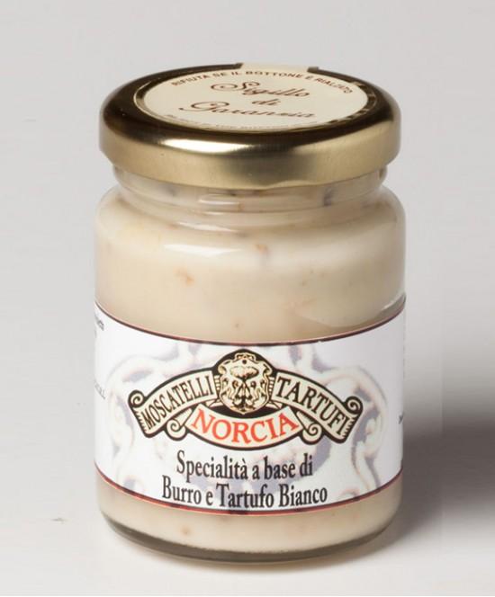 Specialità a base di Burro e Tartufo Bianco g 75
