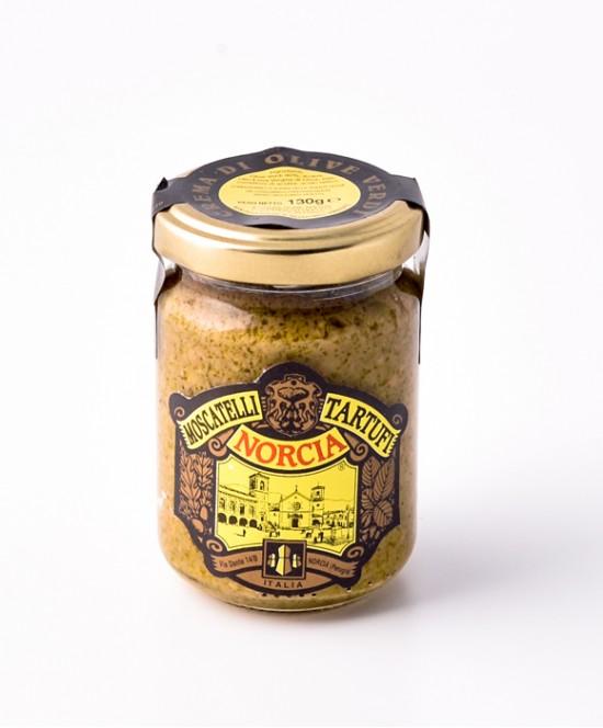Crema di Olive Verdi g 130