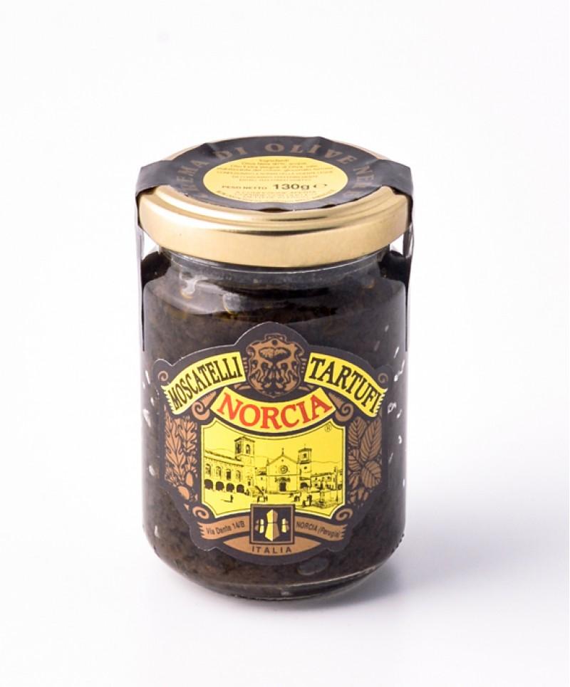 Crema di Olive Nere g 130