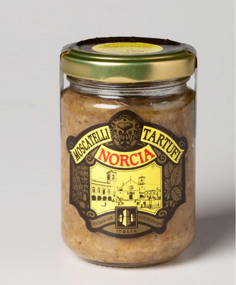 Crema di Funghi Porcini g 130