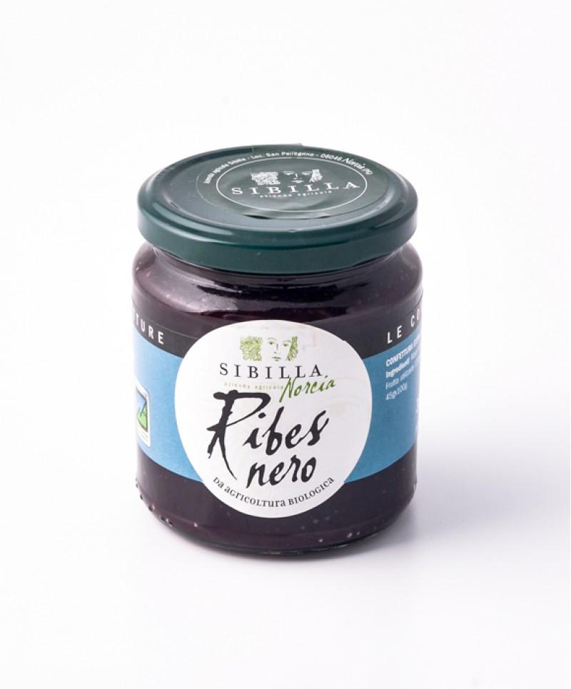 Confettura Extra di Ribes Nero g 350