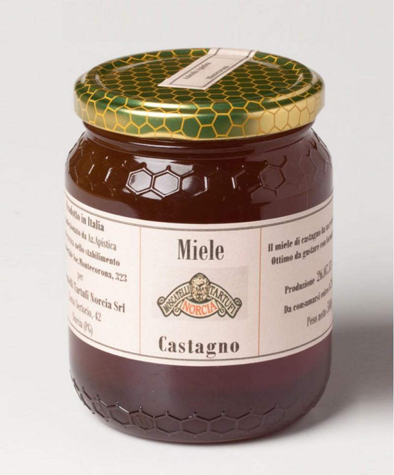 Miele di Castagno g 250