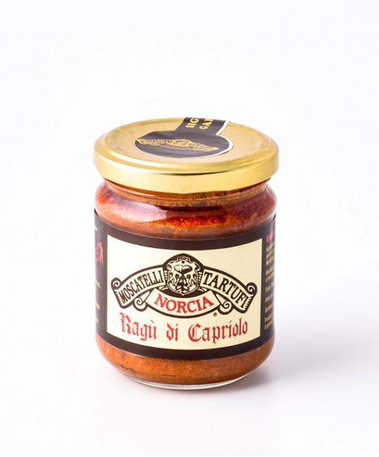 Ragù di Capriolo g 180