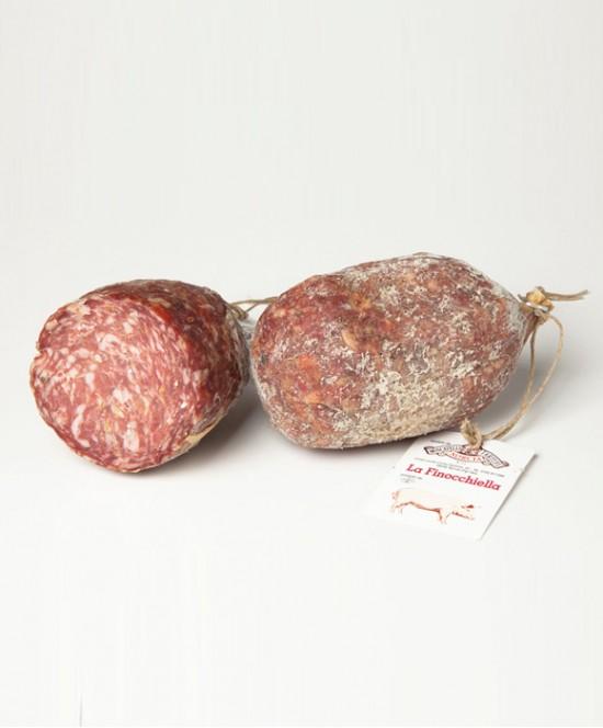 Salame con Finocchio (Finocchiella) g 450 circa